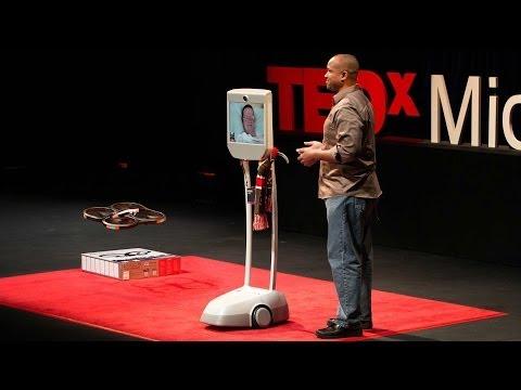 ヘンリー・エヴァンズ&チャド・ジェンキンス: 人類のためのロボットを