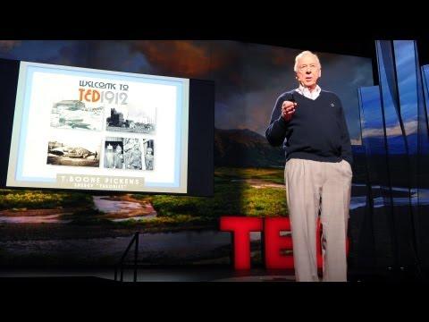 T.ブーン・ピケンズ: 天然ガスでエネルギーを変革しよう