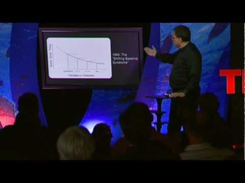 ダニエル・ポーリー: 人類の思い描く海の変遷