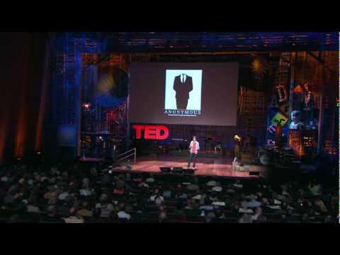 クリストファー・「ムート」・プール: オンラインにおける匿名性について