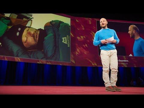 ベン・サンダース: 南極点に行って戻る ― 人生で最も厳しい105日間