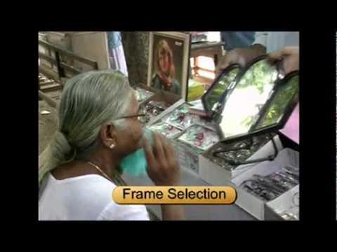 トゥラシラジ・ラヴィラ: 世界水準の眼科治療をローコストで実現する方法