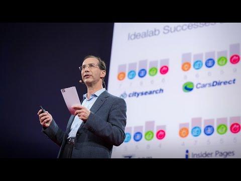 ビル・グロス: 新規事業を成功させる一番の原因