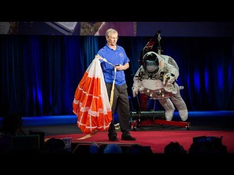 アラン・ユースタス: 成層圏からのジャンプ、それをお話しします