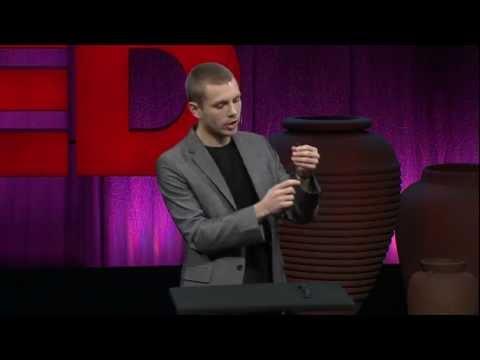 スカイラー・ティビッツ: 自己構築する物をつくる事は可能か?