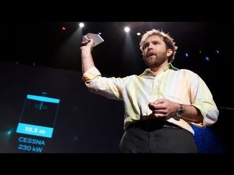 ソール・グリフィス: 未来の再生可能エネルギーとしての凧