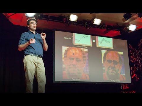 マイケル・ルービンスタイン: 見えない動きを見、聞こえない音を聞く。すごい?それとも気味が悪い?
