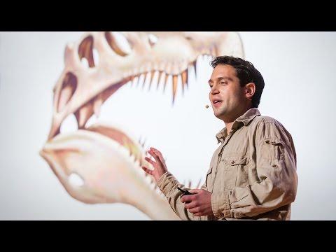 ニザール・イブラヒム: スピノサウルスを発掘するまで