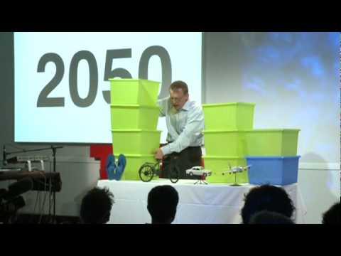 ハンス・ロスリング: 地球規模の人口増加について