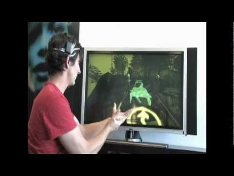 タン・レイ: 脳波を読むヘッドセット