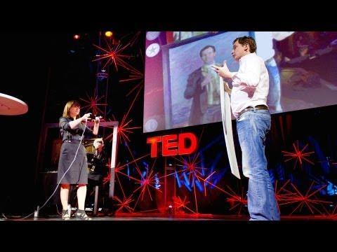マット・ミルズ: 画像認識技術を利用したAR(拡張現実)の世界