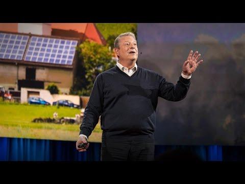 アル・ゴア: 気候変動についての楽観論