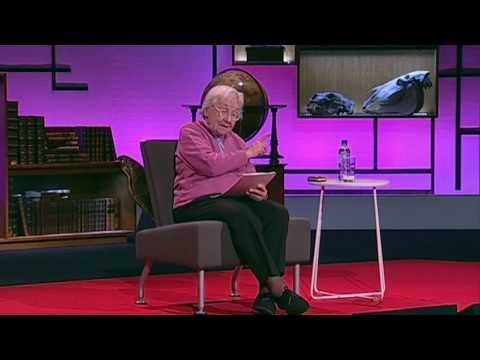 エレイン・モーガン: 水界の類人猿から進化した人間
