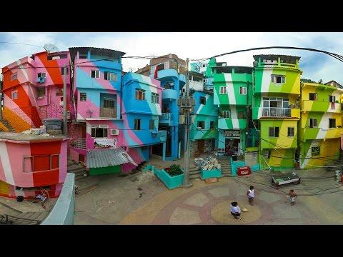 ハース&ハーン: 色を塗って地域を変えるには