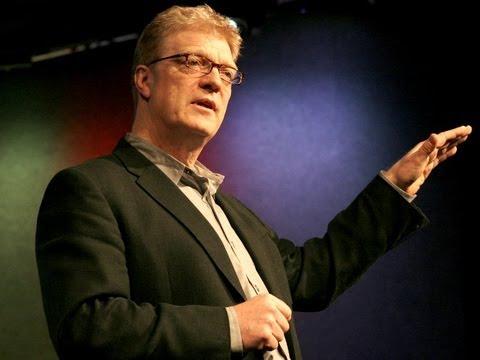 ケン・ロビンソン: 学校教育は創造性を殺してしまっている