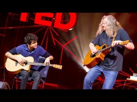 ウスマン・リアス&プレストン・リード: 若きギタリスト、ヒーローに出会う