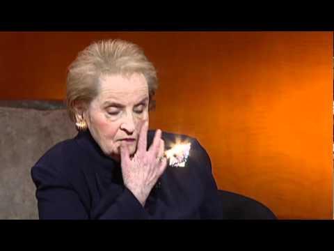 マデレーン・オルブライト: 女性として、外交官として