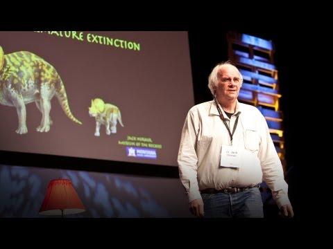 ジャック・ホーナー: 変身する恐竜たち―人為的要因による絶滅について