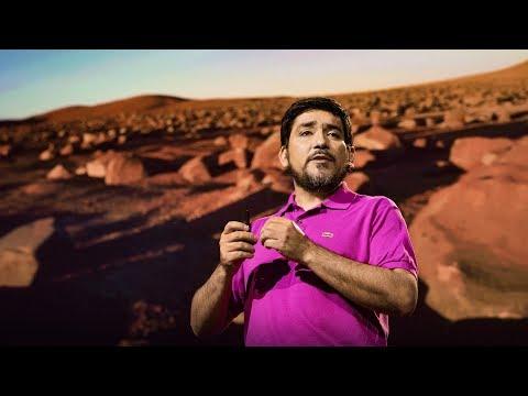 アルマンド・アズア・ブストス: 地球上で最も火星によく似た場所