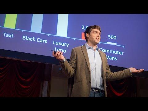 ベン・ウェリントン: ビックデータを使ったNYCでの最悪な駐車場の見つけ方