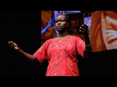 カケニャ・ンタイヤ : 学校を求めた少女