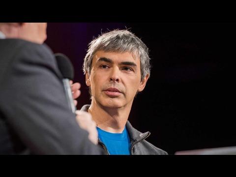 ラリー・ペイジ: グーグルが向かう未来