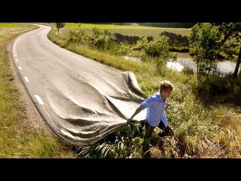エリック・ヨハンソン: 不可能な写真