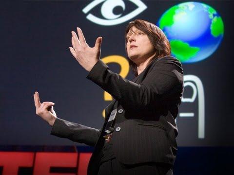 パティ・マース: 「第六感」デバイスのデモ。ゲームの流れを変える着用可能な技術です。
