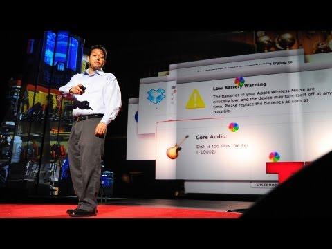 コリン・ロバートソン: TED講演者をおそった最大の悪夢