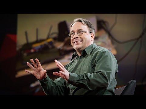 リーナス・トーバルズ: Linuxの背後にある精神