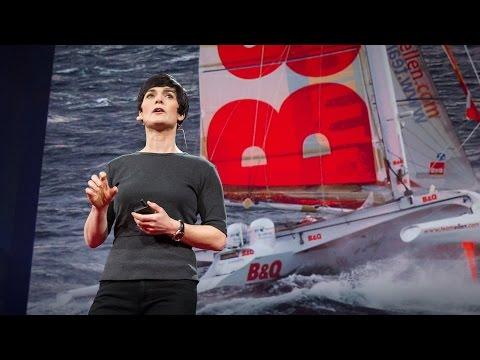 デイム・エレン・マッカーサー: 私が世界一周単独航海で学んだ意外なこと