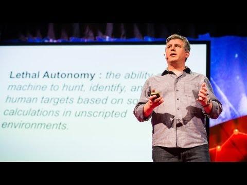 ダニエル・スアレース: 人殺しの決定をロボットに任せてはいけない