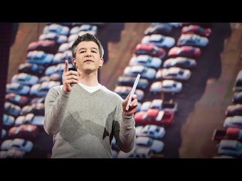 トラビス・カラニック: 車利用を劇的に効率化するUberのプラン