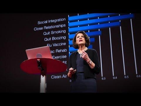 スーザン・ピンカー: 長寿の秘訣は周囲の人との交流かも