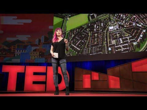 カロリーナ・コルッポー: 住みよい都市設計に役立つビデオゲーム