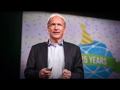 ティム・バーナーズ=リー: ウェブのための大憲章