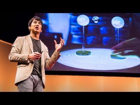 ジンハ・リー: コンピューターの世界に手を伸ばしてピクセルをつまむ