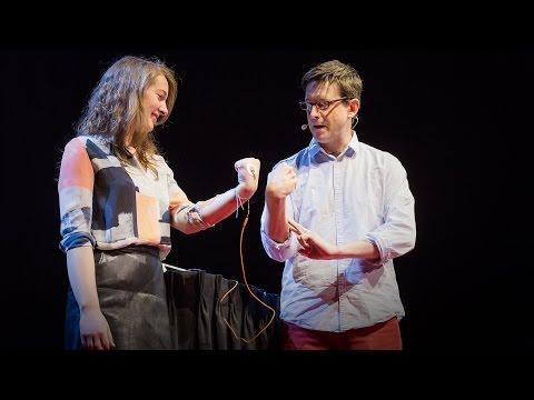 グレッグ・ゲイジ: 自分の脳で他人の腕を操る方法