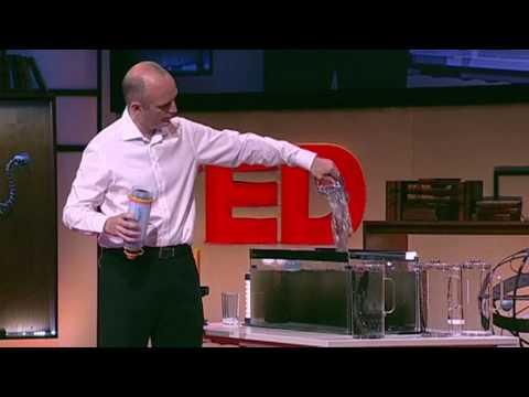 マイケル・プリチャード: 汚水を飲料水に変える