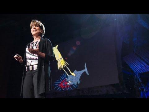 エディス・ウィダー: いかにして巨大イカを見つけたか