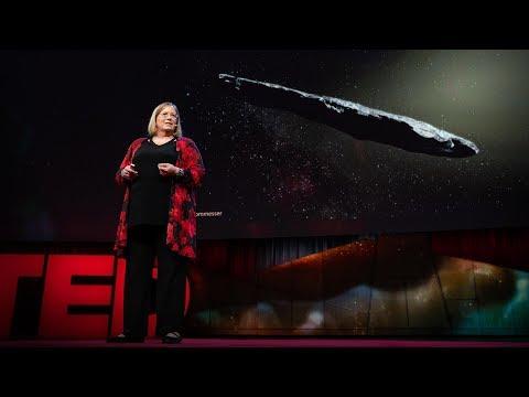 カレン・J・ミーチ: 他の恒星系からの初の訪問者オウムアムア