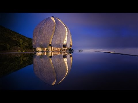 シアマク・ハリリ: 神聖な空間を建築するには