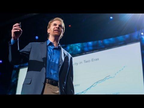 エリック・ブリニョルフソン: 成長のための鍵は何?機械との競争
