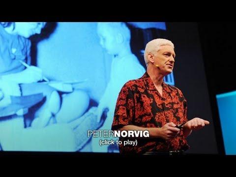 ピーター・ノーヴィグ: 10万人が学ぶ教室