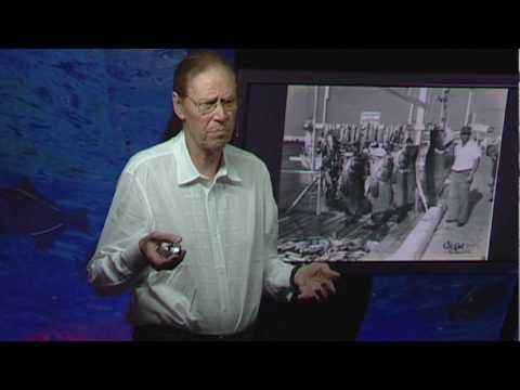 ジェレミー・ジャクソン: 我々がどのように海を破壊してきたのか