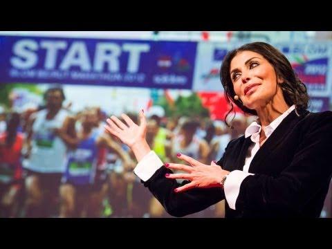 メイ・エル=カリル: マラソンで平和を築く