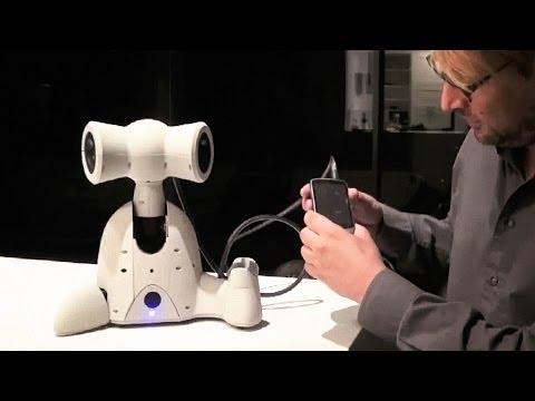 ガイ・ホフマン: 「心」を宿したロボット