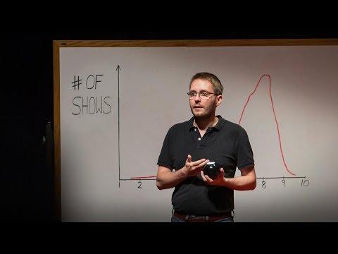 セバスチャン・ワーニック: データから人気テレビ番組を作るには