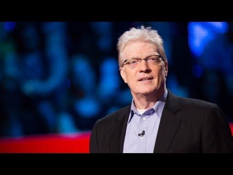 ケン・ロビンソン: 教育の死の谷を脱するには