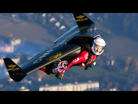 イブ・ロッシー: 空駆けるジェットマン